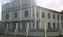 Caracaraí - Igreja da Assembléia de Deus em Caracaraí-Foto:Hudson Andrey
