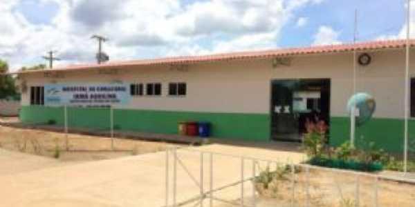 Hospital Estadual de Caracaraí, Por Gleidson Diego da Silva Moreira