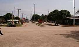 Caroebe - Caroebe-RR-Avenida Paulino G.da Costa-Foto:joaomelias