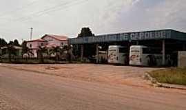 Caroebe - Caroebe-RR-Estação Ferroviária-Foto:joaomelias
