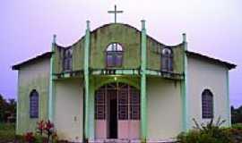 Caroebe - Caroebe-RR-Igreja de Santo Antônio-Foto:pereiramo.zip.net