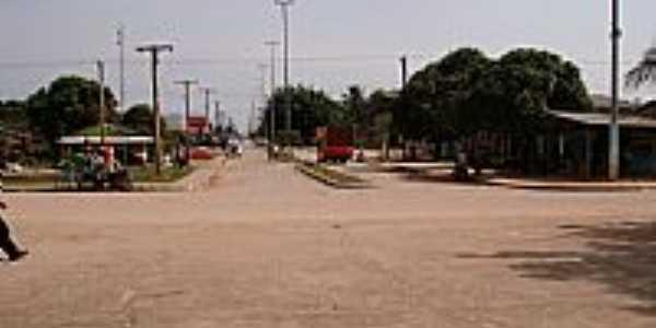 Caroebe-RR-Avenida Paulino G.da Costa-Foto:joaomelias