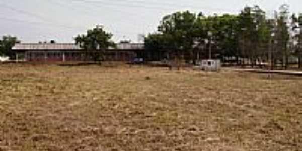 Caroebe-RR-Escola Estadual Tereza T.de Oliveira-Foto:joaomelias
