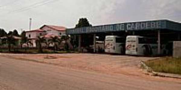 Caroebe-RR-Estação Ferroviária-Foto:joaomelias