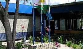 Pacaraima - Posto Avançado da Polica Federal em Pacaraima/RR -Imigração