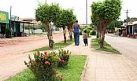 Rorain�polis - Avenida-Foto:Tiago Orihuela