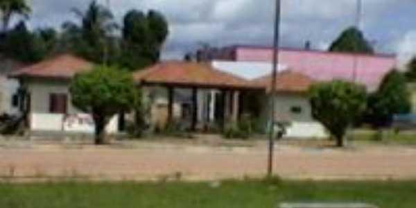 centro de São João da Baliza-RR, Por emanuel carvalho