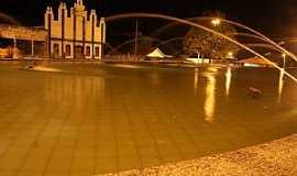 São Luiz do Anauá - São Luiz do Anauá-RR-Chafariz na Praça da Matriz-Foto:Tiago Orihuela