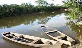 São Luiz do Anauá - São Luiz do Anauá-RR-Rio Anauá-Foto:Tiago Orihuela