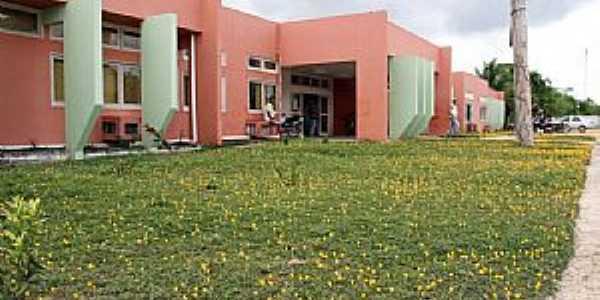 São Luiz do Anauá-RR-Prefeitura Municipal-Foto:Tiago Orihuela