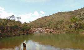 Uiramutá - Uiramutã-RR-Rio Paiuá-Foto:www.mochileiros.com