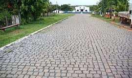 Uiramutá - Uiramutá-RR-Rua da Igreja-Foto:Tiago Orihuela