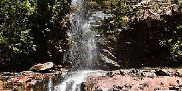 Uiramutã-RR-Cachoeiras do Urucá-Foto:Joeldson Habert