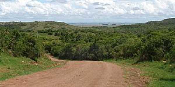 Aceguá-RS-Atravessando a serra-Foto:carlosbrandi