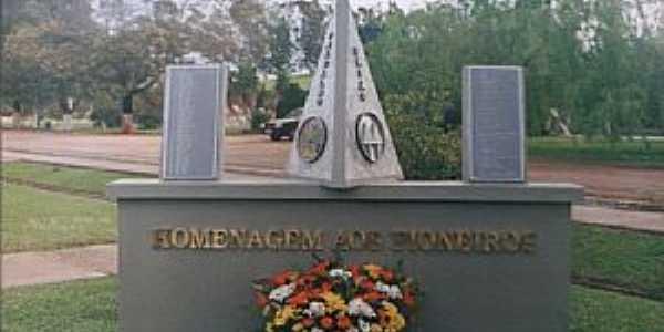 Aceguá-RS-Homenagem aos Pioneiros-Foto:Nico Ott