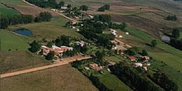 Aceguá-RS-Vista aérea parcial-Foto:Nico Ott