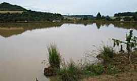Água Santa - Açude em Reserva Indígena em Água Santa-Foto:jlczr010