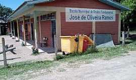 Águas Claras - Águas Claras-RS-Escola Fundamental-Foto:Bruno Moutinho-Facebook