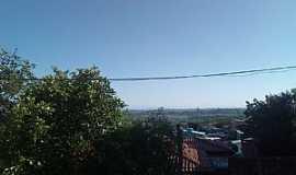 Águas Claras - Águas Claras-RS-Vista parcial-Foto:Vitor Lopes Pamplona-Facebook