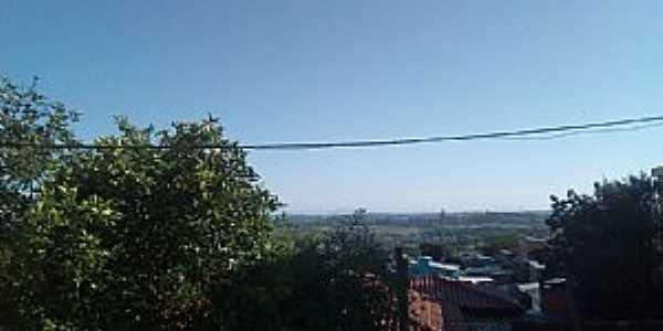 Águas Claras-RS-Vista parcial-Foto:Vitor Lopes Pamplona-Facebook