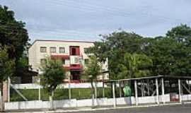 Agudo - Agudo-RS-Escola D.Pedro II-Foto:fschultz