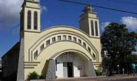 Agudo - Agudo-RS-Igreja Católica-Foto:PMVG