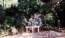 Alecrim - gruta de Nossa Senhora de Lurdes