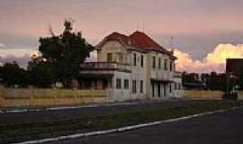 Alegrete - Estação Ferroviária-Foto:Violeta de Castro