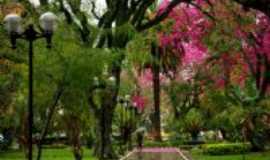 Alegrete - Praça Getúlio Vargas, Por Viviane Ninov