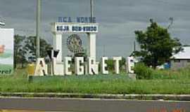 Alegrete - Entrada da cidade de Alegrete-Foto:alepolvorines