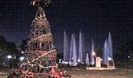 Alegrete - Natal Praça Ruy Ramos-por: [M.a.b]