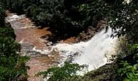 Alegria - Cachoeira em Alegria-Foto:Diogo Radons