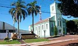 Almirante Tamandaré do Sul - Igreja de Almirante Tamandaré do Sul-Foto:hjobrasil