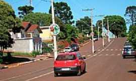 Almirante Tamandaré do Sul - Rua de Almirante Tamandaré do Sul-Foto:hjobrasil