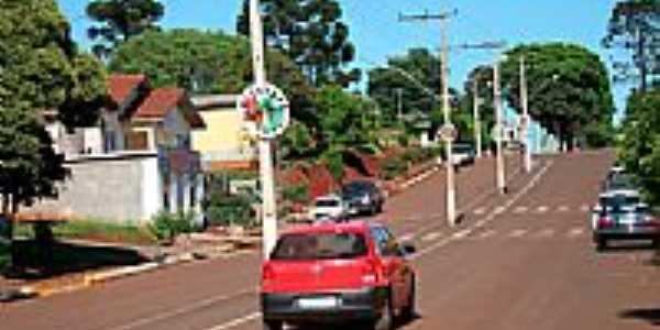 Rua de Almirante Tamandaré do Sul-Foto:hjobrasil
