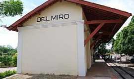 Delmiro Gouveia - Delmiro Gouveia-AL-Estação Ferroviária-Foto:RICARDO SABADIA