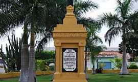 Delmiro Gouveia - Delmiro Gouveia-AL-Monumento à Delmiro Gouveia-Foto:RICARDO SABADIA