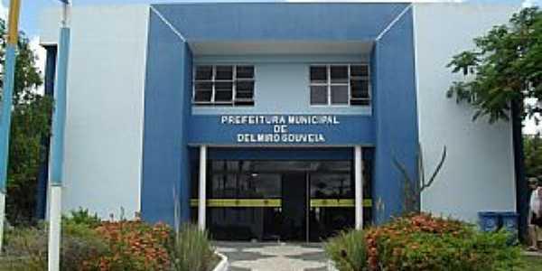 Delmiro Gouveia-AL-Prefeitura Municipal-Foto:Sergio Falcetti