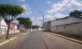 Jaguaquara - Jaguaquara-BA-Avenida principal-Foto:edvaldobarrosse