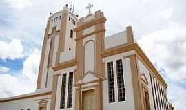 Jaguaquara - Jaguaquara-BA-Matriz de N.Sra.Auxiliadora-Foto:Vicente A. Queiroz