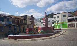 Jaguaquara - Jaguaquara-BA-Praça dos Imigrantes-Foto:edvaldobarrosse