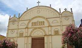 Jaguaquara - Jaguaquara-BA-Santuário da Virgem Maria-Foto:Vicente A. Queiroz