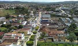 Jaguaquara - Jaguaquara-BA-Vista do centro-Foto:Marcelodejesus