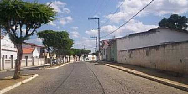 Jaguaquara-BA-Avenida principal-Foto:edvaldobarrosse