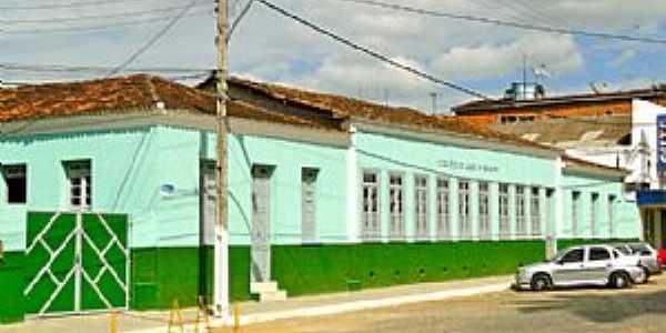 Jaguaquara-BA-Colégio Luzia Silva-Foto:Joaquim Nery