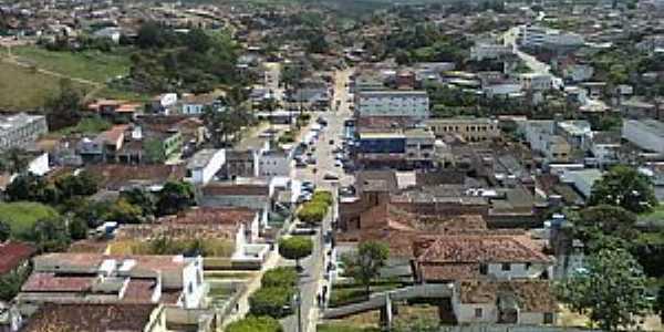 Jaguaquara-BA-Vista do centro-Foto:Marcelodejesus