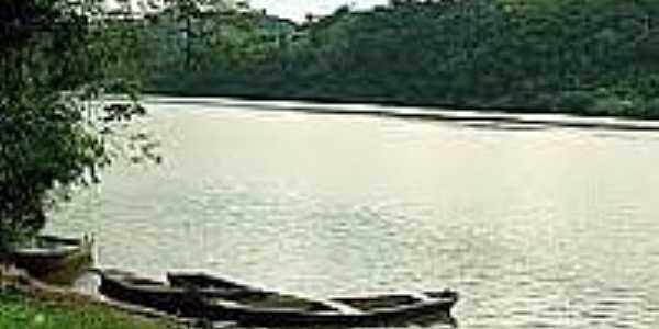 Beira rio em Alpestre-RS-Foto:empresasbr.