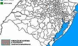 Alto Alegre - Mapa