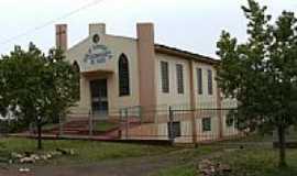 Alto da União - Igreja Assembléia de Deus em Alto da União-Foto:Cesar Lopes