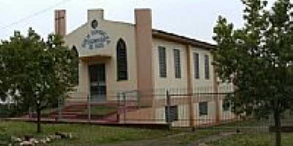 Igreja Assembléia de Deus em Alto da União-Foto:Cesar Lopes